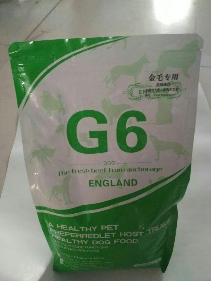 G6金毛狗粮